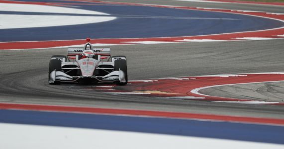 Power to start from pole at inaugural IndyCar Classic