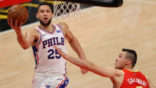 Ben Simmons' post-ups give 76ers added offensive dimension in Game 3 win over Hawks