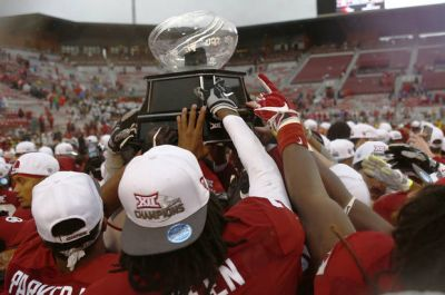 The Latest: Time to find out bowl destinations