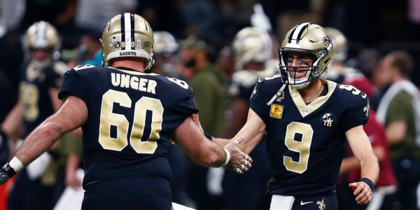 Saints send resounding message to NFL with big shootout win over the Rams