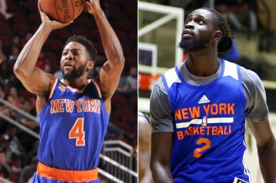 How Knicks' defensive problem decided last roster spot