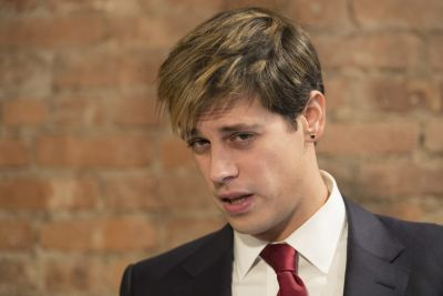 Milo Yiannopoulos exits Breitbart after pedophilia comments