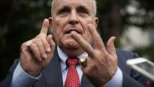 Rudy Giuliani Says Trump's Legal Team Wants Mueller To 'Wrap The Damn Thing Up'