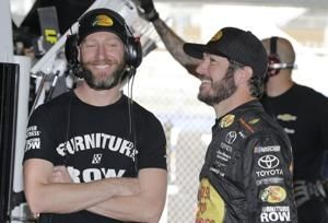 Crew chief Pearn leaving NASCAR to spend time with family