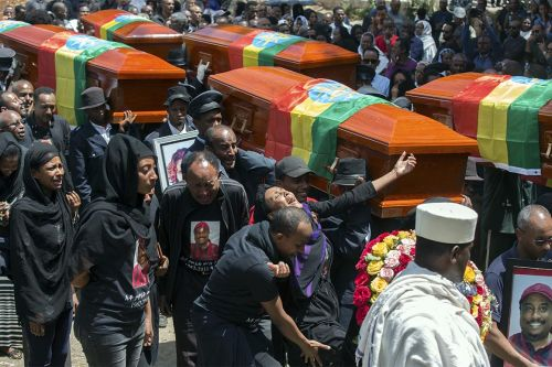 Data on Ethiopia crash: 'Clear similarity' to Indonesia crash