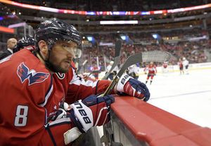 Ovechkin scores 35 seconds in to record 1,000th point