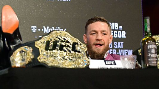 UFC 229: Conor McGregor did his research calling out Khabib Nurmagomedov's manager