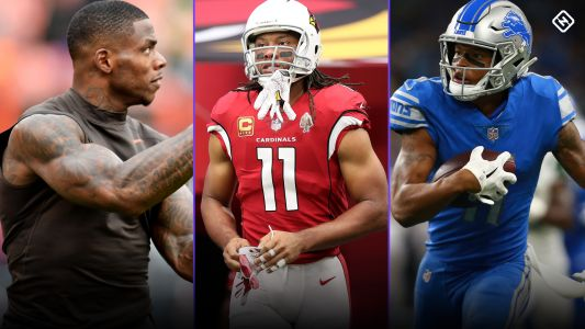 Fantasy Injury Updates: Josh Gordon, Larry Fitzgerald, Marvin Jones, more affecting Week 3 WR rankings