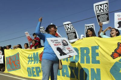 Advocated decry another immigrant death at Arizona facility