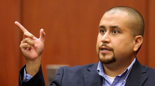 George Zimmerman tells court he's $2.5 million in debt