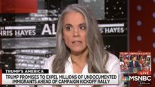 Concentration Camp Expert Doubles Down: 'Same Thing' Happening At Southern Border