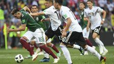 Mexico Defeats Germany 1-0 In Shocking World Cup Opener