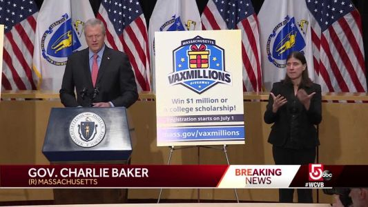 $1 million prizes, college scholarships offered in vaccine lottery
