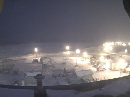 This town in Alaska won't see the sun again until January 23