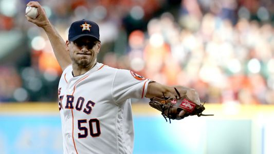 Charlie Morton injury update: Astros starter leaves game against Angels with shoulder discomfort