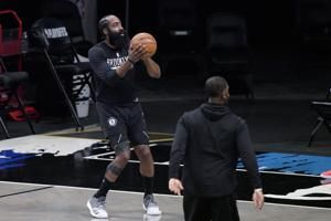 Harden returns, plays 46 minutes for Nets in Game 5 victory