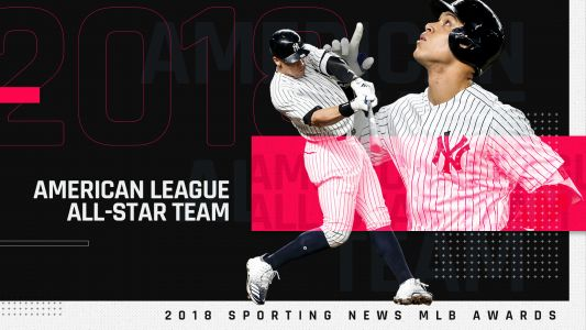 Sporting News' 2018 American League All-Stars: Aaron Judge returns, Red Sox well represented