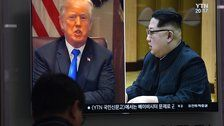 Trump Abruptly Cancels North Korea Summit With Kim Jong Un