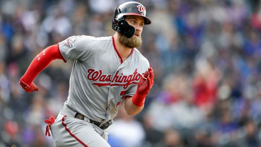 MLB hot stove: Kris Bryant says Bryce Harper isn't signing with Cubs