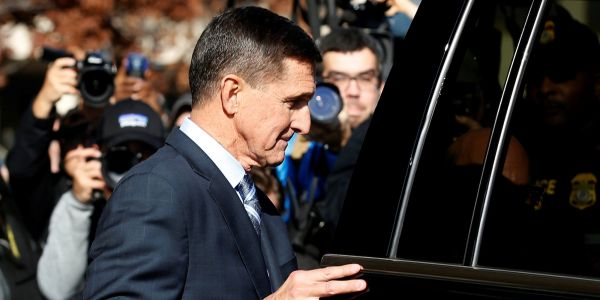 'You sold your country out': The judge overseeing Michael Flynn's case went off during his sentencing hearing