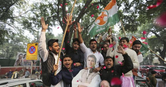 Indian Prime Minister Modi's party loses key state elections