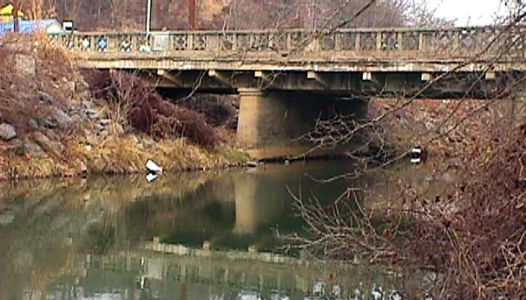 Tip: 'Possible corpse' floating down river leads to body, police say