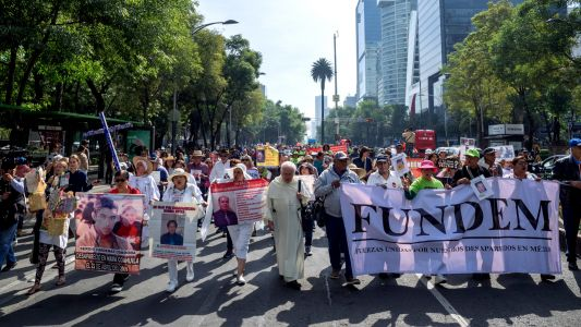 As Drug War Casualties Mount, Mexicans Take to the Streets Demanding Answers