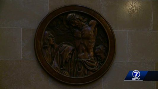 History of St. Cecilia Cathedral's Stations of the Cross in Omaha