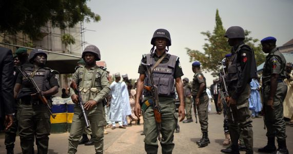 Nigeria's president tells security forces to be 'ruthless'