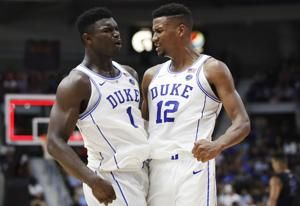 No. 1 Duke rout San Diego State to open Maui Invitational