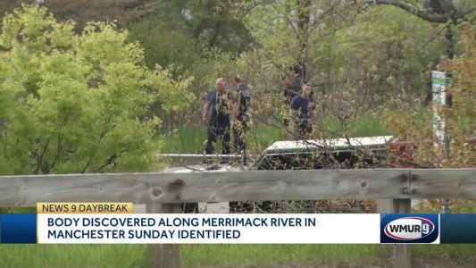 Police announce identity of person found dead along Merrimack River