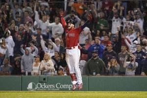 Verdugo, Red Sox rally from 4 down, top Blue Jays 6-5 in 9th