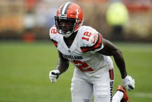 Browns releasing troubled wide receiver Josh Gordon