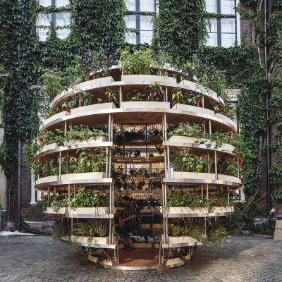 Ikea just launched a DIY flat-pack indoor garden that can feed a whole lot of people at once