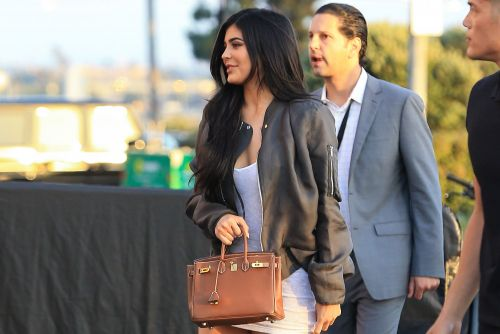 Kylie Jenner says Stormi's first purse will be a $27K Hermès