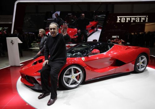 A health crisis has led Fiat Chrysler and Ferrari CEO Sergio Marchionne to step down