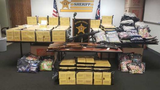 Sheriff: $2.5 million in narcotics seized in Butler County bust