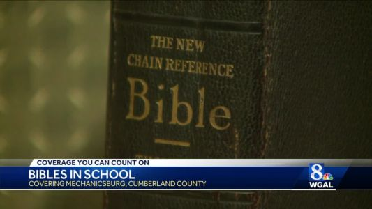 Students, school district reach agreement in Bible-sharing controversy