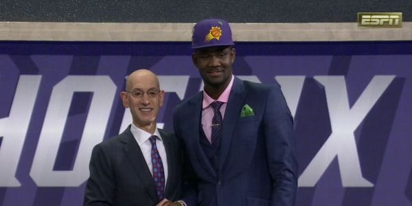 Every pick from the 1st round of the NBA Draft and how they compare to mock drafts
