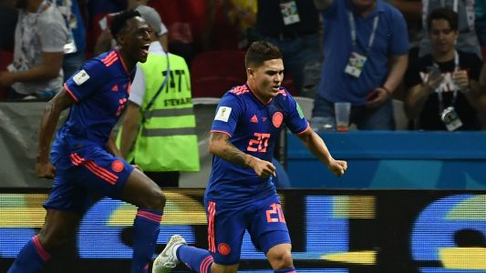 Quintero: Poland win must be the benchmark for Colombia