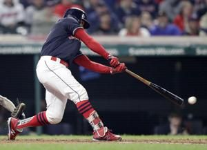 Brantley single in 11th lifts Indians over Red Sox 5-4