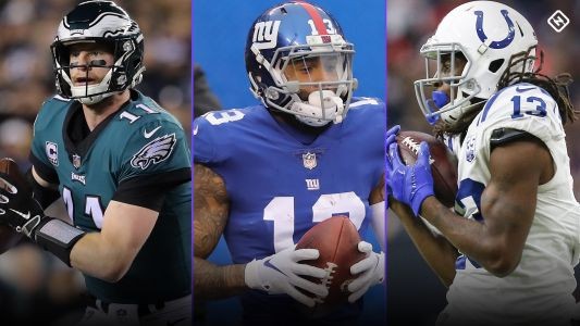 Fantasy Injury Updates: Carson Wentz, Odell Beckham Jr., T.Y. Hilton, more affecting Week 15 start 'em, sit 'em calls