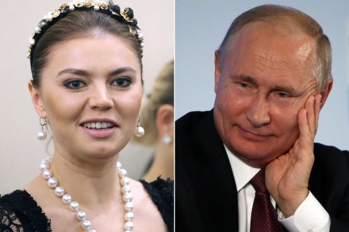 Putin's rumored ex-gymnast lover reportedly gave birth to twin boys