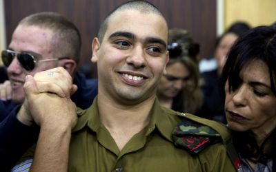 Israeli Soldier Recieves 18 Month Sentence For Murder Of Wounded Palestinian