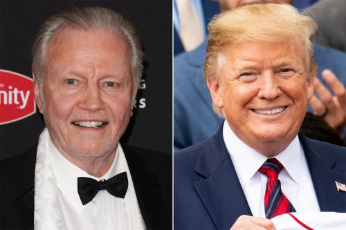 Jon Voight says Trump is the 'greatest' president since Abraham Lincoln