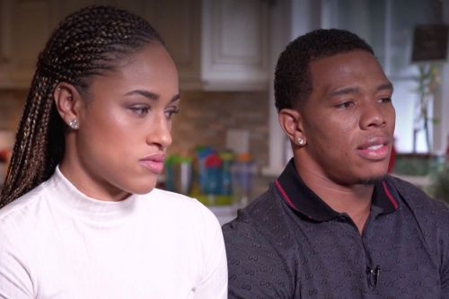 Ray Rice, wife reflect on elevator punch after Kareem Hunt video