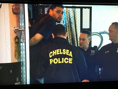Man held on bail after teen shot by stray bullet