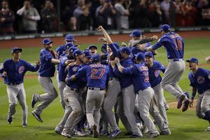 World Series champion Cubs to visit White House on Monday
