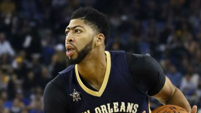 Anthony Davis, DeMarcus Cousins working out ahead of training camp