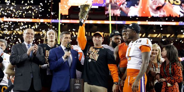 Donald Trump Says He'll Serve McDonald's, Wendy's, Burger King and Pizza to Clemson Tigers: 'I Would Think That's Their Favorite Food'